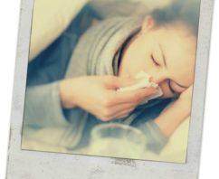 Raffreddore: prevenzione e soluzione a forma di Aloe Vera!